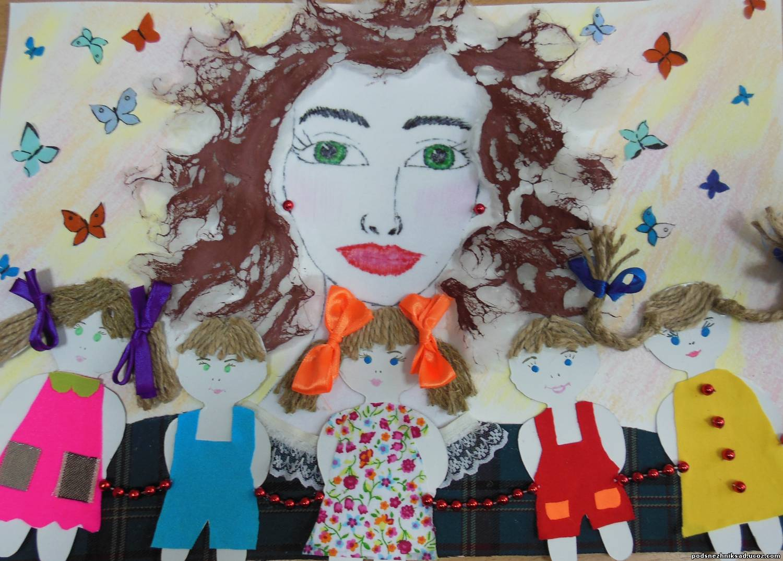 Работа на конкурс мой детский сад