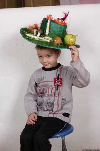 Шляпа в детский сад как украсить