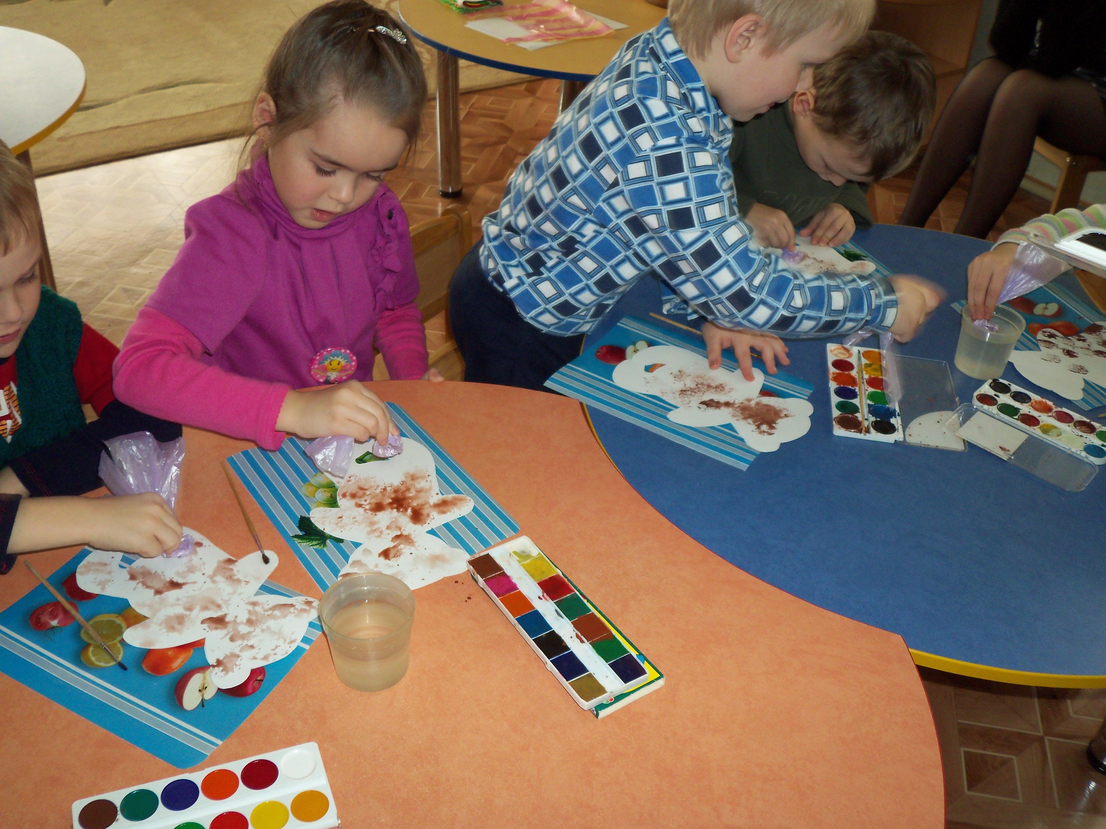 Триз конспекты для детского сада